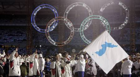 Joint Olympic flag deal angers conservatives in South Korea