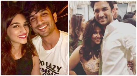 Kriti Sanon and Ekta Kapoor shower love on birthday boy Sushant Singh Rajput