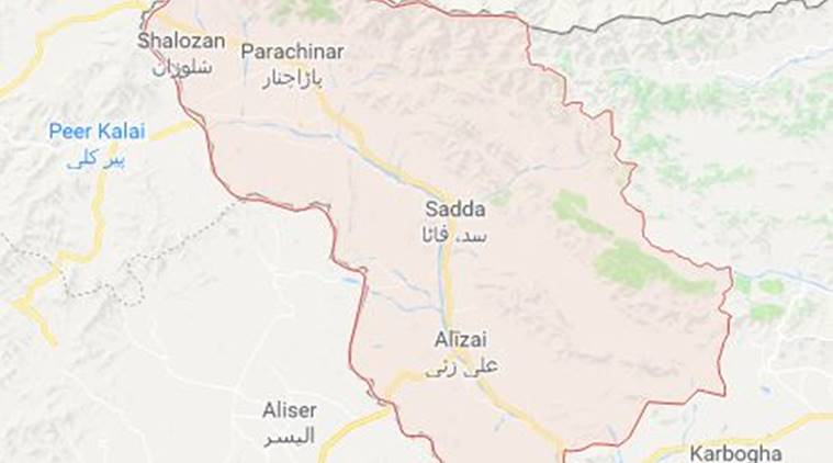 6 killed in landmine explosion in NW Pakistan