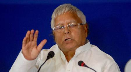 Sister dies, Lalu Yadav can't attend final rites