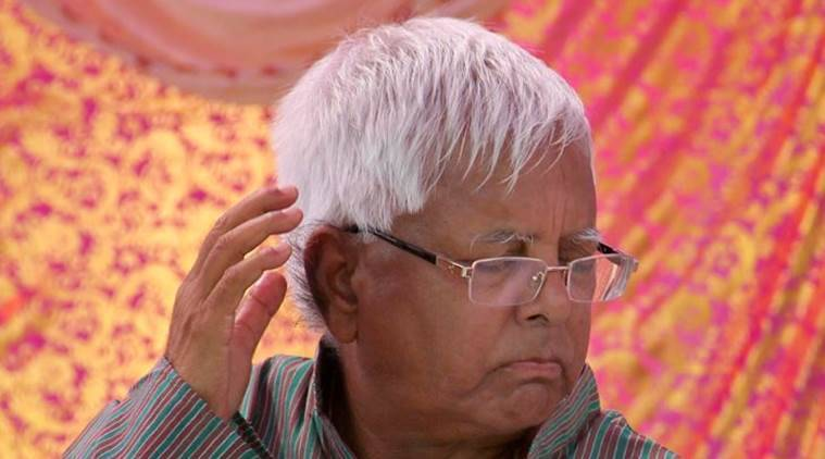 Lalu Yadav falls ill in jail, admitted to hospital