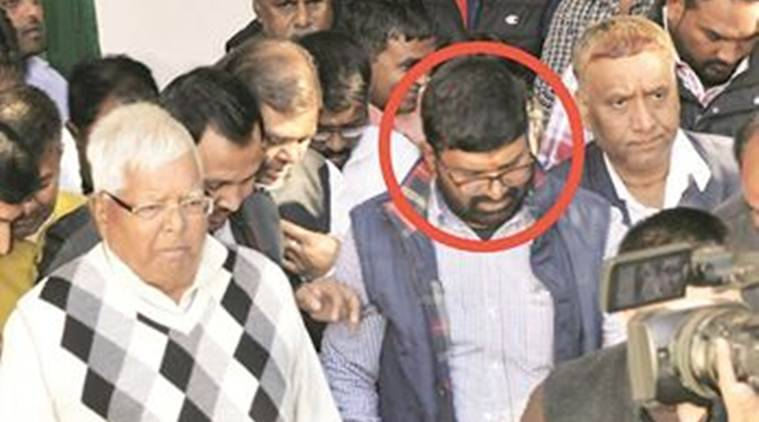 ED summons Lalu's son-in law in lieu of money laundering probe