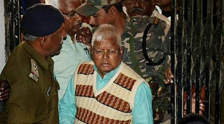 Lalu, Mishra awarded 5 yr jail term in fodder scam case