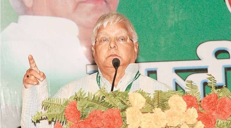 Two aids of RJD chief Lalu serving him in jail - media reports