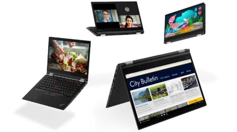 CES 2018, Lenovo ThinkPad series, Lenovo Tablet 10, Lenovo ThinkVision Monitors, ThinkPad X series, ThinkPad L series, ThinkPad T series, Lenovo latest gadgets