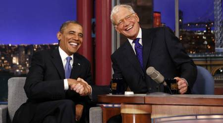 Netflix's new talk show with David Letterman lands Obama as the first guest
