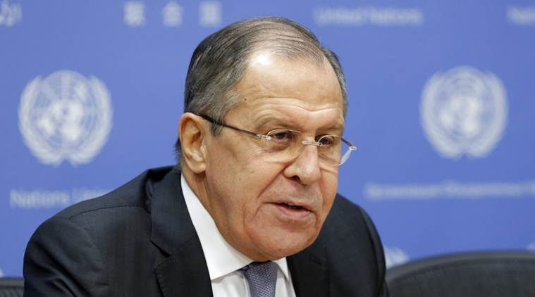 russia, united states, russia sanctions, Sergei Lavrov, russian foreign minister, moscow foreign policy, world news, indian express