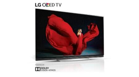 LG OLED TVs, CES 2018, artificial intelligence, LG DeepThinQ, Google Assistant, voice commands, Internet of Things, HDR content, Dolby Atmos sound system, virtual assistants