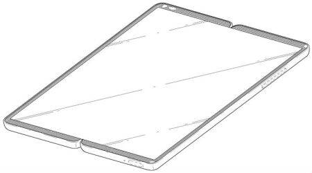 LG patent shows foldable phone that turns into a tablet