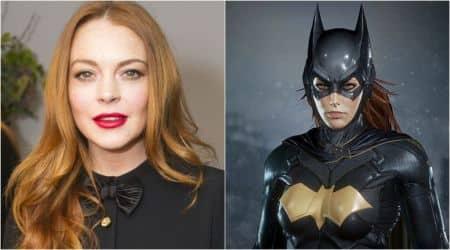Actor Lindsay Lohan eyes Batgirlrole