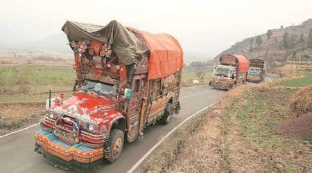 India-Pakistan, LoC, LoC trade, LoC ceasefire violations, Jammu and Kashmir, India-pakistan border, Indo-Pak border, India news, indian express news