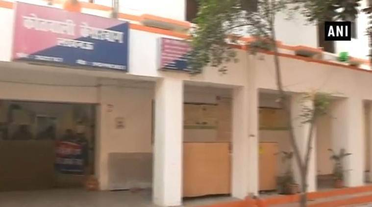 Now saffron colour decorates Lucknow police station