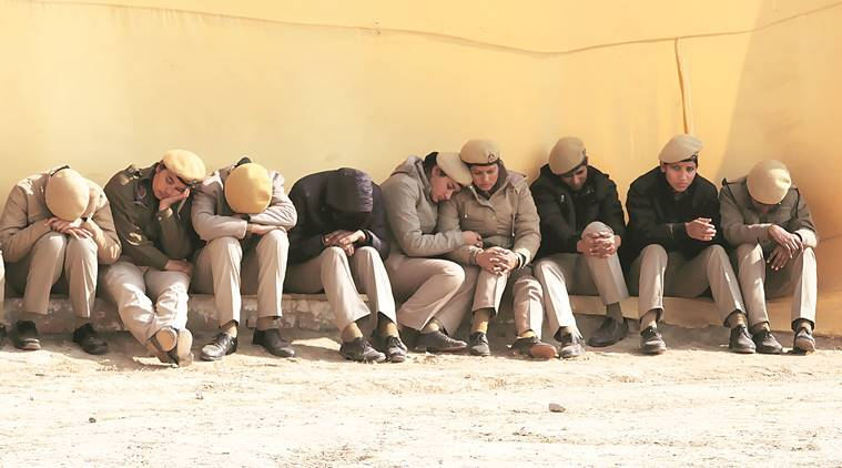 Weekly off for Ludhiana cops