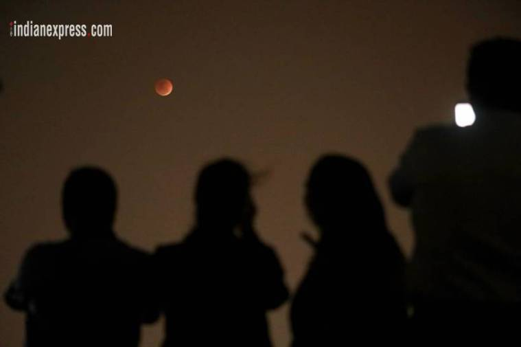 Blue Moon, Black Moon, Blood Moon: Here's what it means