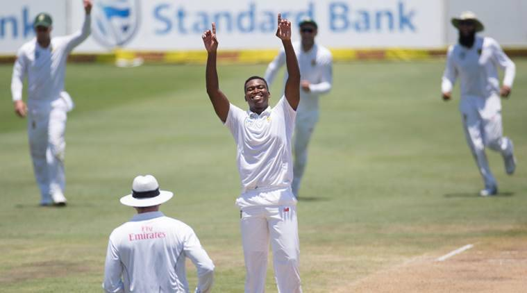 South Africa pick Ngidi and Zondo for India ODIs