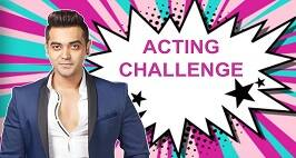 Luv Tyagi takes up the acting challenge