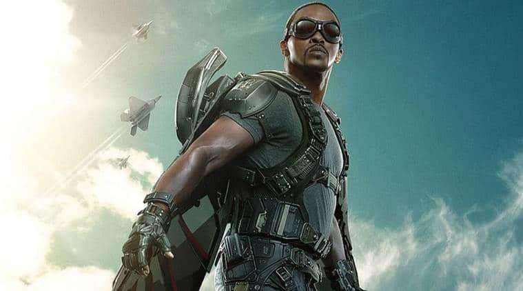 Avengers Infinity War stars Anthony Mackie, CHris Patt, Chris Evans