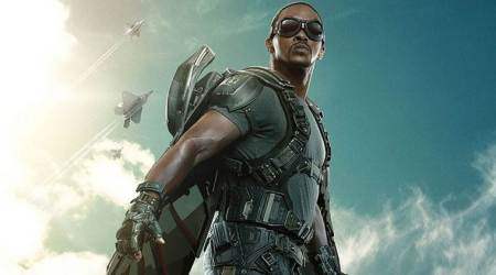 Falcon aka Anthony Mackie teases Avengers Infinity War scene featuring 40 superheroes