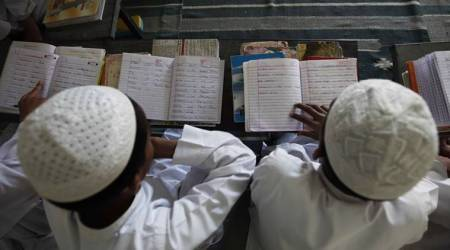 'Did not allow national anthem in madrasa': Principal, two others charged with sedition in Uttar Pradesh