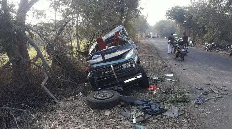 Five wrestlers die in Sangli accident