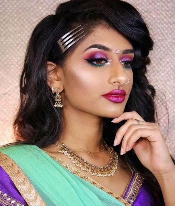 Hamel Patel, Hamel Patel makeup artist, Hamel Patel Instagram, Hamel Patel Disney princesses, Disney princesses makeup, makeup artist Disney princesses, Disney princesses, Indian express, Indian express news