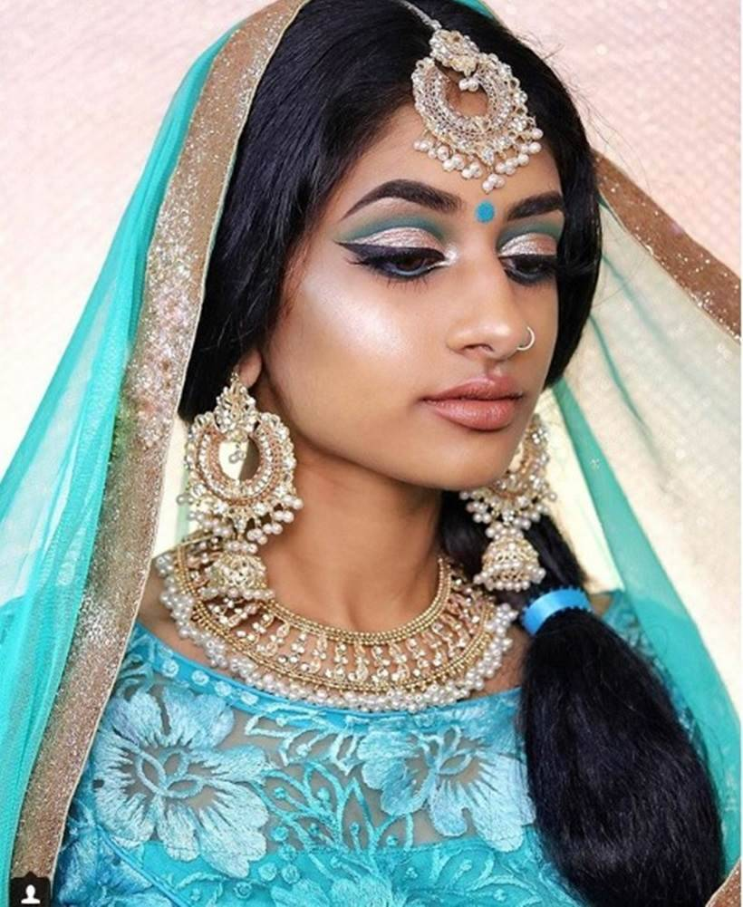 Hamel Patel, Hamel Patel makeup artist, Hamel Patel Instagram, Hamel Patel Disney princesses, Disney princesses makeup, makeup artist Disney princesses, Disney princesses, Indian express, Indian express news