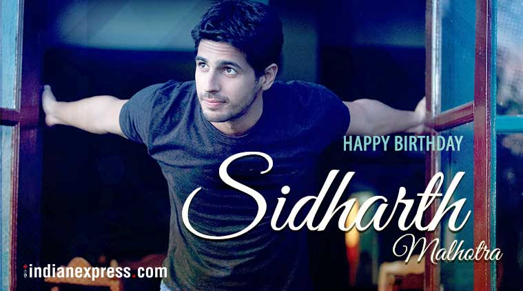 Sidharth Malhotra will be next seen Aiyaary