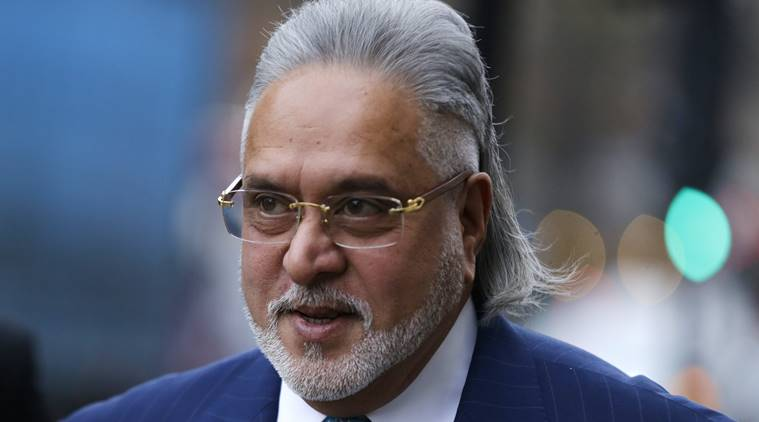 vijay mallya sbi, vijay mallya loan default, vijay mallya uk court order, vijay mallya state bank of india, sbi md arijit basu, indian express