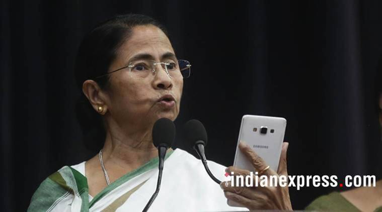 Mamata Banerjee, West Bengal CM Mamata Banerjee, Media, Fake News, 24 Ghanta, India News, Indian Express News