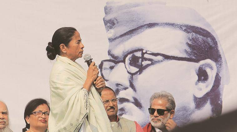 Mamata slams Centre for not declaring Bose's birthday national