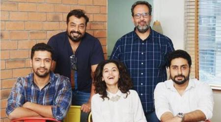 Abhishek Bachchan, Taapsee Pannu and Vicky Kaushal starrer Manmarziyaan to go on floors in February
