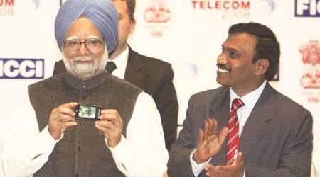 2G case: A Raja writes to Manmohan to say 'I stand vindicated', ex-PM replies he is veryhappy