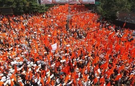 Maratha community to again raise the pitch for review of Atrocities Act