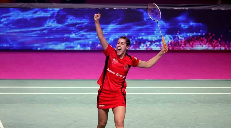 Carolina Marin carries Hyderabad Hunters into Premier Badminton League final