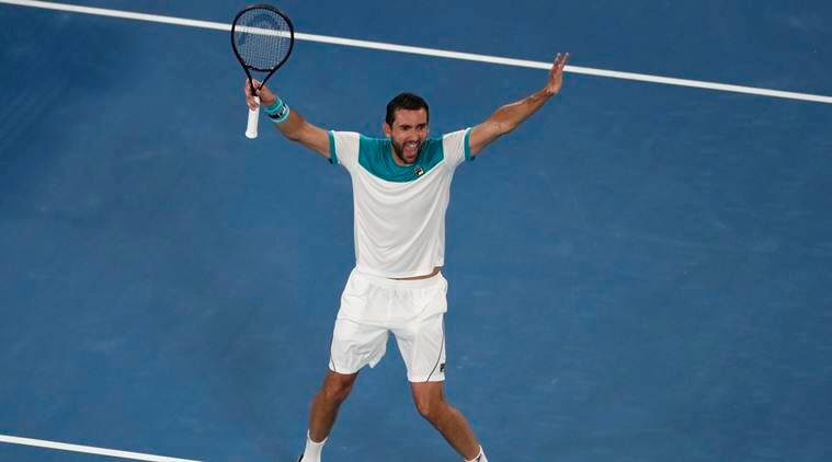 Australian open 2018 marin cilic aiming to turn up heat on roger marin cilic marin cilic news roger federer roger federer news us open stopboris Images