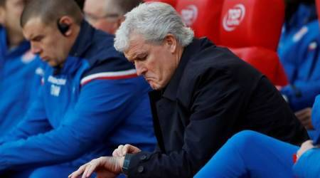 Mark Hughes eyes transfers despite uncertainty over Stoke City future