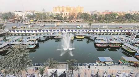 West Bengal's first floating market opens, on sale: Fish, meat, vegetables, fruit