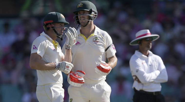 Australia are playing 5th Test against England in Sydney.