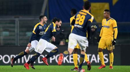 Serie A: Hellas Verona given suspended sentence for racist chants at BlaiseMatuidi