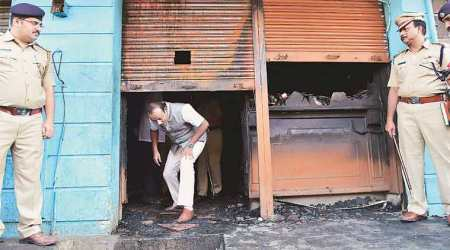 Bengaluru fire: 5 dead after fire breaks out in Kailash Bar and Restaurant, twoheld