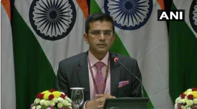 Unaware about fringe elements that spread hate and disharmony: MEA on Gurudwara's banning entry of Indian officials