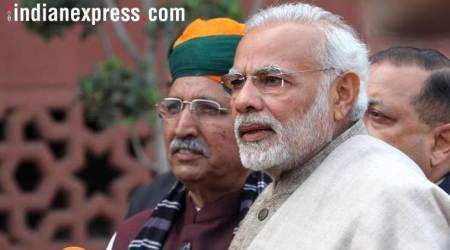 Narendra Modi, PM Modi, Narendra Modi governement, Arjun Ram Meghwal, India news, Indian express news