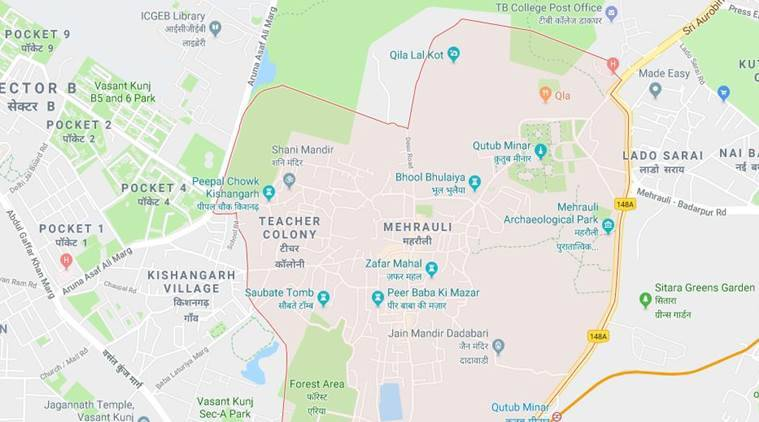 One killed, two injured as their SUV rams into stationary truck in Delhi's Mehrauli area