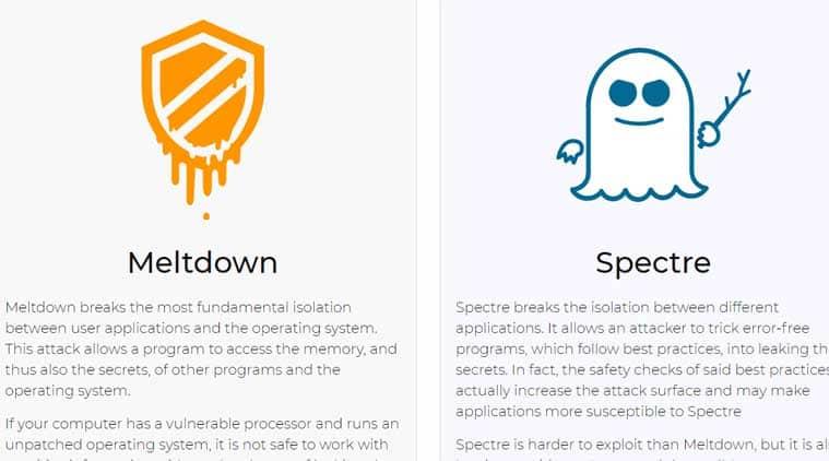 Intel, Intel bug, Intel Meltdown, What is Meltdown, What is Spectre, Meltdown, What is Intel security flaw, Apple, Google, Google Project Zero