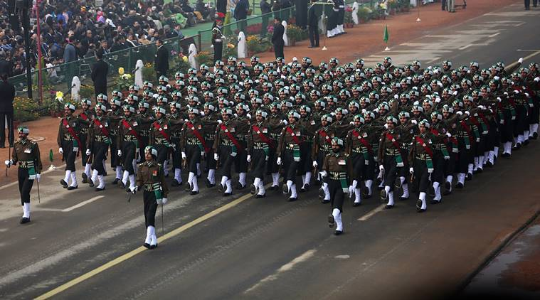 69th Republic day: Patriotic fervour grips nation as men in uniform march in parade