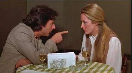 Meryl Streep opens up about the time Dustin Hoffman slapped her in Kramer vs Kramer