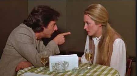 Meryl Streep opens up about the time Dustin Hoffman slapped her in Kramer vsKramer