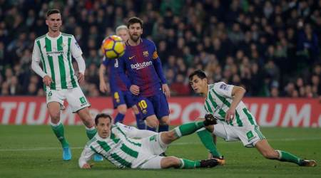 Magical Lionel Messi hailed by Real Betis fans after rolling back the years