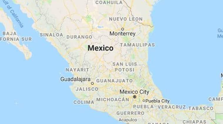 pickup truck and train collision, mexico accident, children killed in mexico accident, El Salto, Jalisco state capital, Guadalajara
