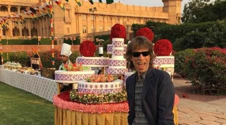 VIDEO: Mick Jagger's 'tuk-tuk' ride in Rajasthan will give you desi vibes